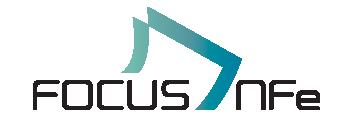 logo da Focus NFe, um produto Acras